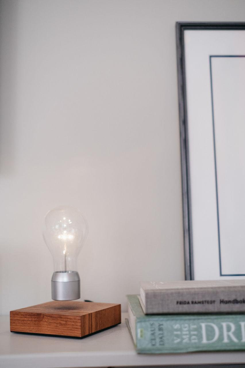 'Flyte' lampan ett blickfång - små detaljer gör skillnaden.